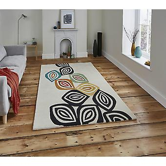 Inaluxe IX05 Rectangle tapis tapis Funky