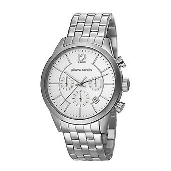 Pierre Cardin mens watch Chrono TROCA PC106591F07