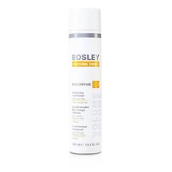 Professional Strength Bos Defense Volumizing Conditioner (For Normal to Fine Color-Treated Hair) - 300ml/10.1oz