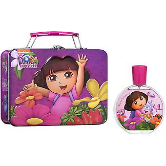 Dora Explorada Dora Metallic Bag 100 Ml Edt (Kinderen , Parfumerie)