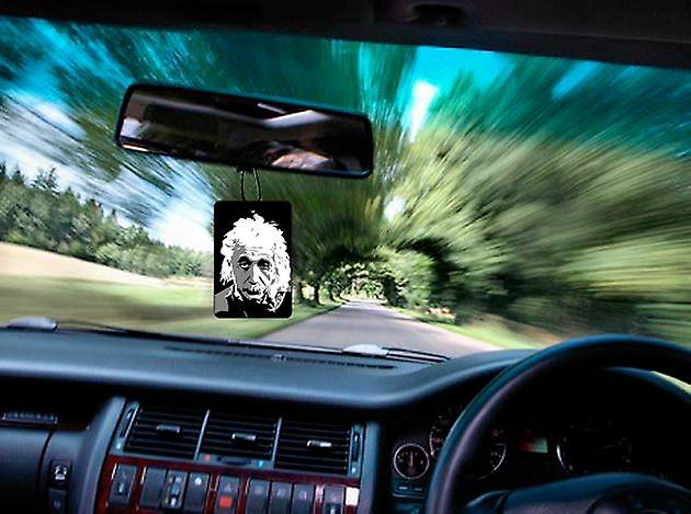 Einstein Car Air Freshener