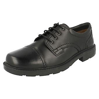 Mens Clarks Formal Lace Up Shoes Lair Cap