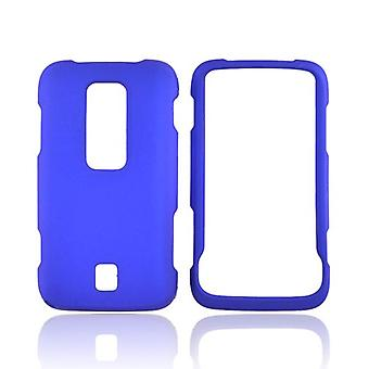 Wireless Accessories Snap-On Case for Huawei Ascend M860 (Blue)