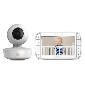 MOTOROLA Baby monitor MBP55 rechargeable Baby Unit, Video 5