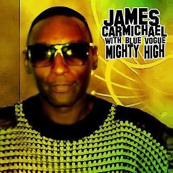 James Carmichael - machtige hoog [CD] USA import