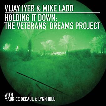 Vijay Iyer & Mike Lindhardt - bedrift It Down: The veteraner Dreams projektet [CD] USA import