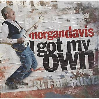 Morgan Davis - I Got My Own [CD] USA import