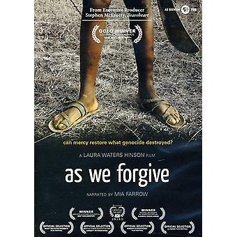 Som vi tilgiver [DVD] USA Importer