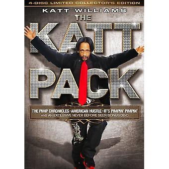 Katt Williams - Katt Pack [DVD] USA import