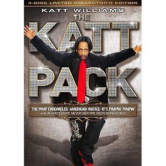 Katt Williams - Katt Pack [DVD] USA import