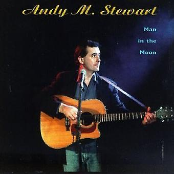 Andy M. Stewart - Man in the Moon [CD] USA import