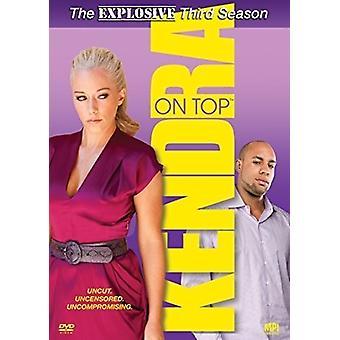 Kendra på toppen: sæson 3 [DVD] USA import