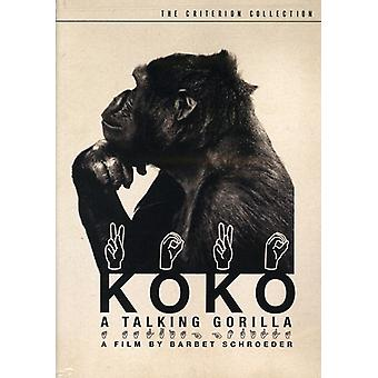 Koko - a Talking Gorilla [DVD] USA import