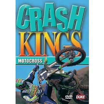 Crash konger af Motocross [DVD] USA importerer
