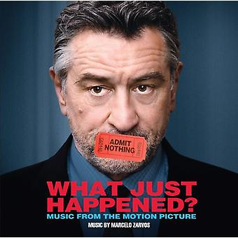Various Artists - What Just Happened? [CD] USA import