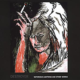 Destroyer - Nortorious Lightning & Other Works [CD] USA import