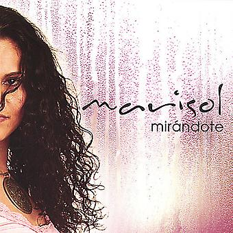 Marisol - Mirandote [CD] USA import
