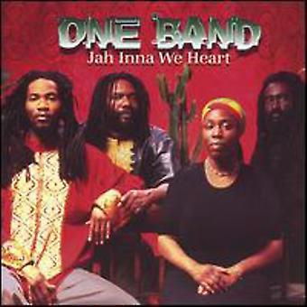 En Band - Jah Inna vi hjertet [CD] USA import