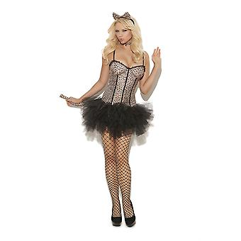 Elegant Moments EM-9991 Feline FiFi 4 pc costume