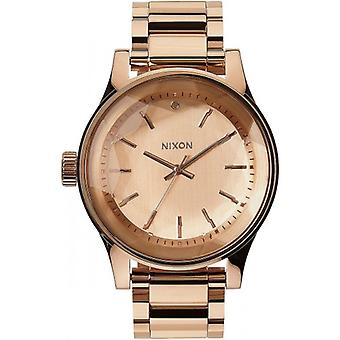 Nixon The Facet Watch - Rose Gold