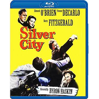 Silver City (1951) [BLU-RAY] USA import