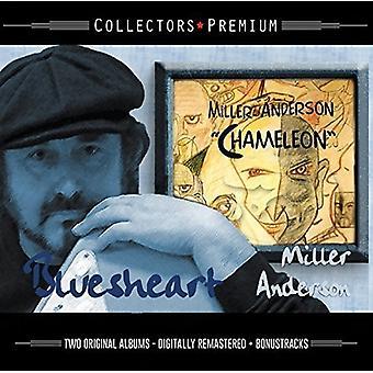 Miller Anderson - Bluesheart / Chameleon [CD] USA import
