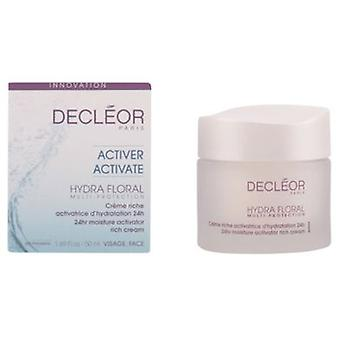 Decléor Paris Hydra Floral Multi-Protection Crème Riche 50 Ml