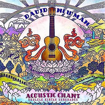 David Newman - akustisk Chant: Ukulele Kirtan serenader [CD] USA import