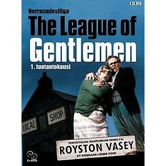 Gentlemen's League-Sæson 1 (DVD)