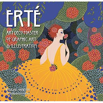Erté: Art Deco Master of Graphic Art & Illustration (Masterworks) (Hardcover) by Ormiston Rosalind