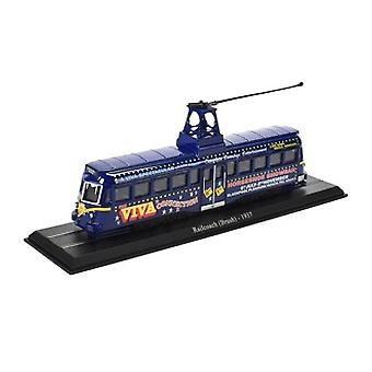 Blackpool Brush Tram (Viva 1937) Diecast Model Tram