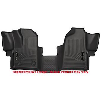 Husky Liners Floor Mats - WeatherBeater 18771 Black Fits:FORD 2015 - 2015 TRANS