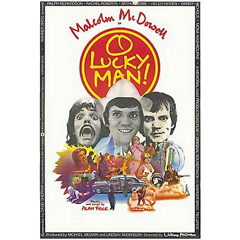 O Lucky Man Movie Poster (11 x 17)