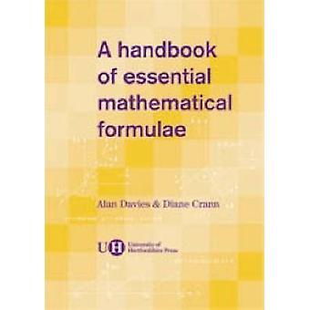 Un manuel de formules mathématiques essentielles par Alan Davies & Diane Crann