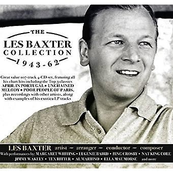 Baxter*Les - Baxter*Les: Collection 1943-62 [CD] USA import