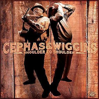 Cephas/Wiggins - Shoulder to Shoulder [CD] USA import
