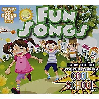 Cool skole - sjove sange [CD] USA import