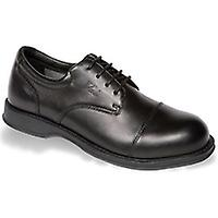 V12 VC101 Envoy Black Executive Oxford Shoe EN20345:2011-S1 Size 10