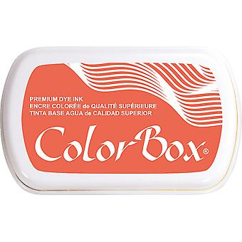 ColorBox Premium Dye Ink Pad-Coral 159-05