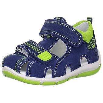 Superfit Boys Freddy 140-88 Sandals Water Blue Green