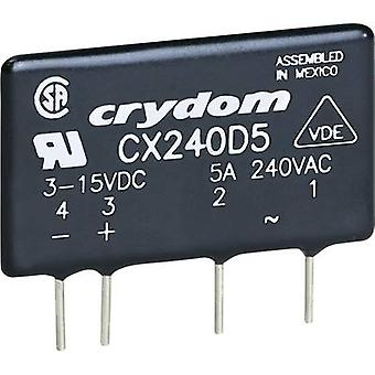 CRYDOM CX240D5R Solid State NIPPE PCB Last relé