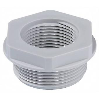 Cable gland adapter PG36 M40 Polyamide Light grey Wiska APM 36/40 1 pc(s)