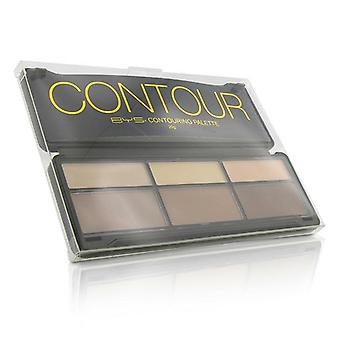 Contour Palette (3x Contouring Powder 3x Highlighting Powder) - 20g/0.7oz