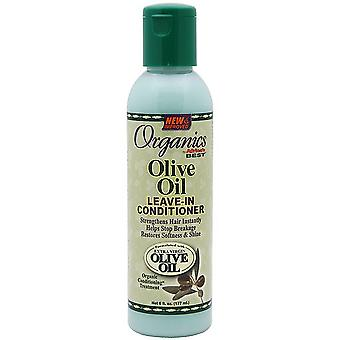 Meilleure huile d'Olive Organics de l'Afrique laisser climatiseur 6oz
