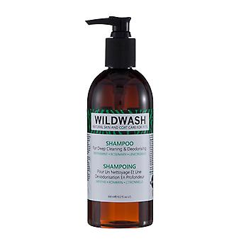 Wildwash Shampoo For Deep Cleaning And Deodorising 300ml