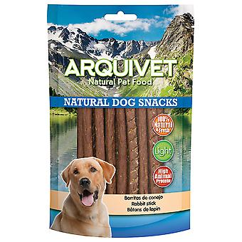 Arquivet Natural Snack for Dogs Rabbit Bars (Dogs , Treats , Eco Products)