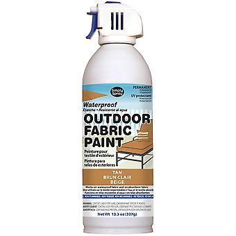 Outdoor Spray Fabric Paint 13.3oz-Tan OF0046-3M