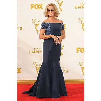 Jessica Lange At Arrivals For 67Th Primetime Emmy Awards 2015 - Arrivals 2 The Microsoft Theater Los Angeles Ca September 20 2015 Photo By Elizabeth GoodenoughEverett