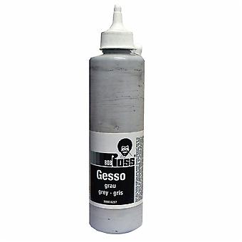 Bob Ross Gesso 500ml - grå