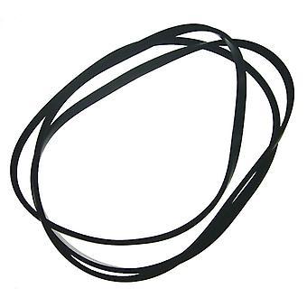 E3PJ caballero blanco CL372WV-031237215190 secadora secadora unidad cinturón 1547 (3 acanalado)